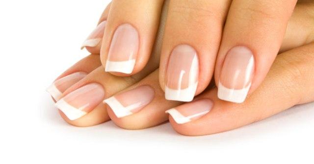 Gelish-French-Manicure
