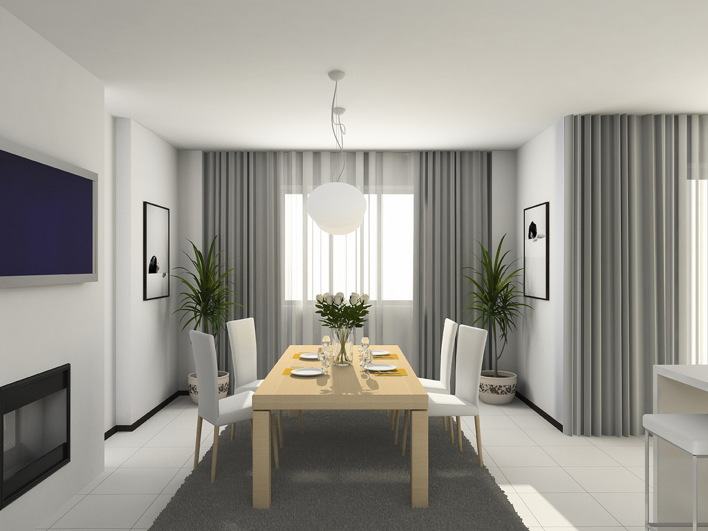 ... Modern curtains for kitchen kitchen with the modern ...