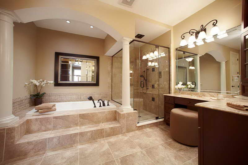 4 fantastic ways to get more out of your home karla 39 s world for Nice bathroom designs