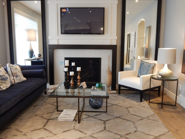 Fireplace Room Living Room Chair Interior Table
